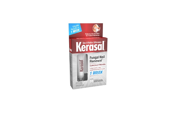 Kerasal Reviews: Nail & Foot Fungus Treatment Renewal Cream