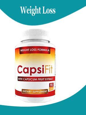 CapsiFit Diet