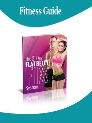 21-Days Flat Belly Fix System